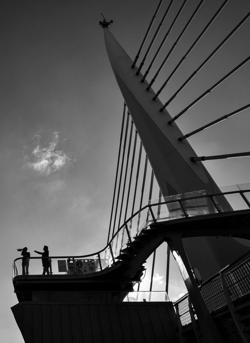 Mustafa Çopuroğlu - Haliç Köprüsü3